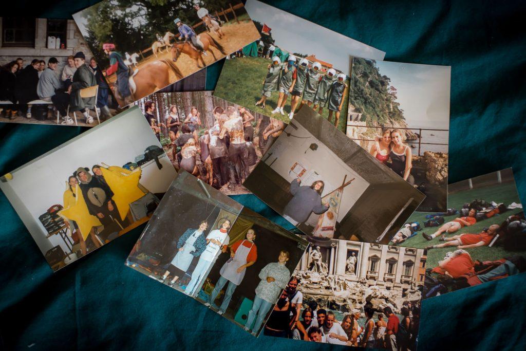 foto's, herinneringen